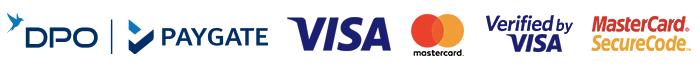 artekatz|PayGate Card Brand Logos colour
